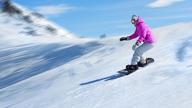 tecnicas snowboard