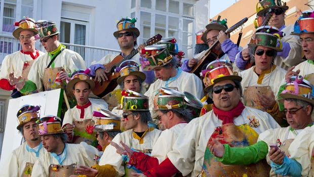 chirigotas Cádiz