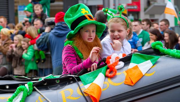 San Patricio en Dublín