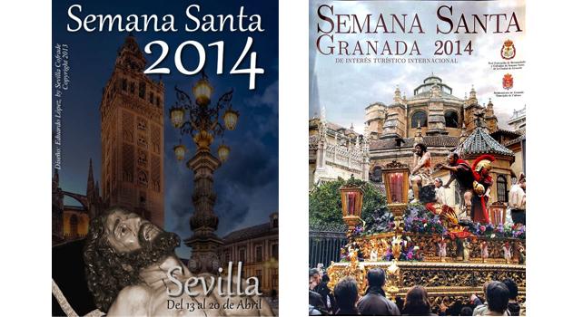 Carteles-Sevilla-y-Granada