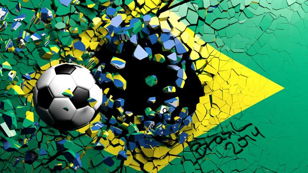 Mundial Fútbol 2014