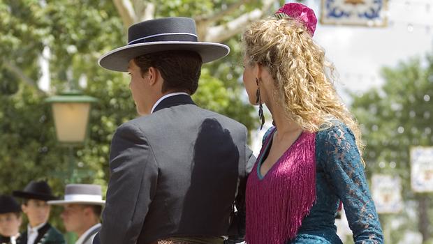Flamencos Feria de abril