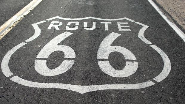 Ruta 66 cartel