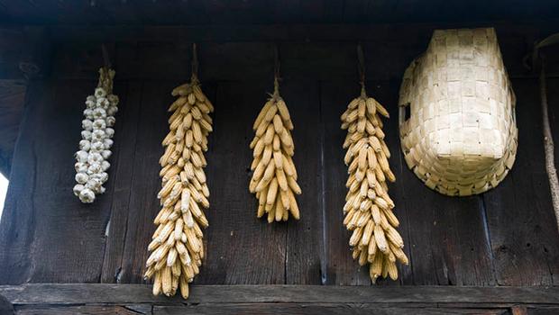 horreo maiz