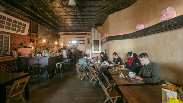 sky and bar cafe