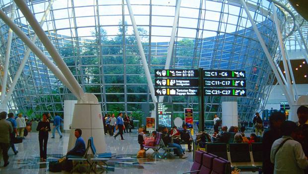 Aeropuerto Kuala Lumpur