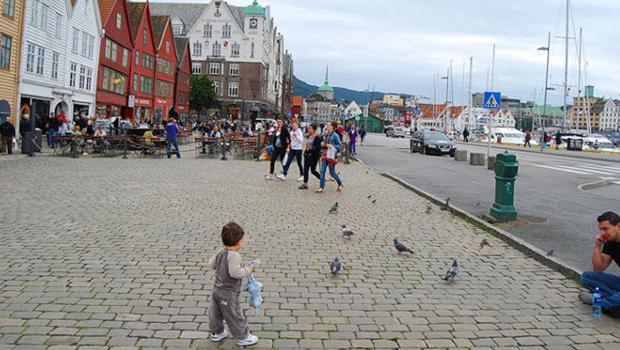 barrios de bryggen Bergen