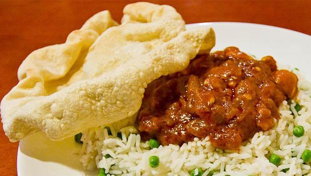 Tortillas cocina india