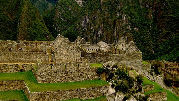 ruinas machu