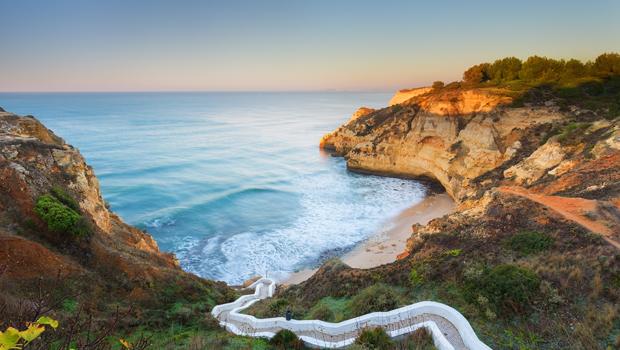 vacaciones en Algarve