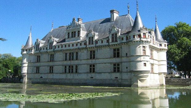 Ruta por el Valle del Loira, viajar con niños