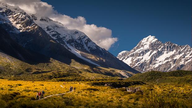 Vacaciones en Nueva Zelanda