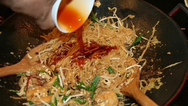 plato tailandes
