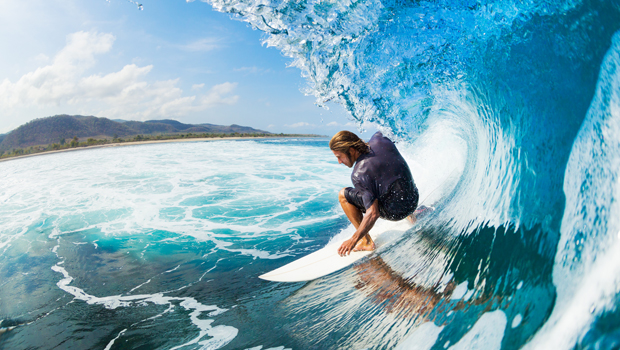 Playas para hacer surf