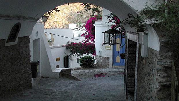 Costa Andaluza, Mojácar pueblo andaluz