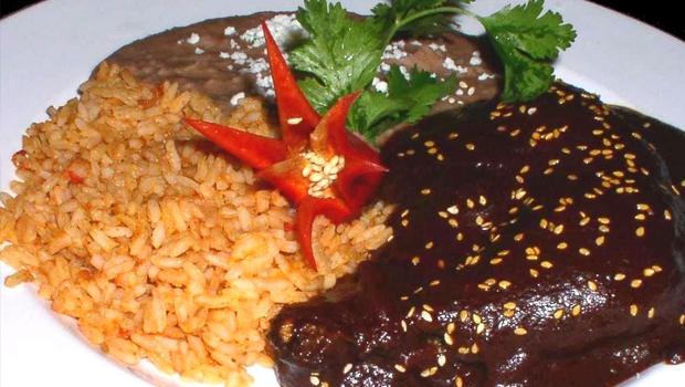 plato tradicional mexicano