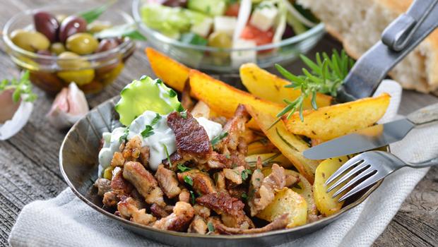 platos griegos