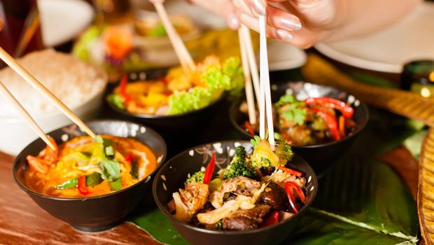 platos tailandenses
