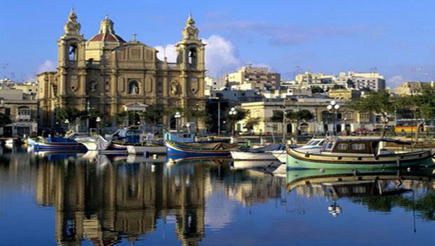 Ruta de 5 días por Malta, La Valeta