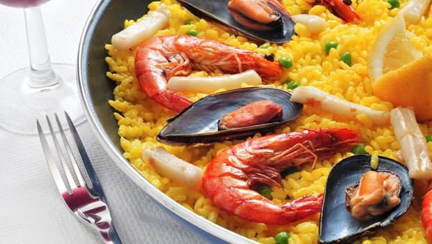 comida española, destinos gourmet