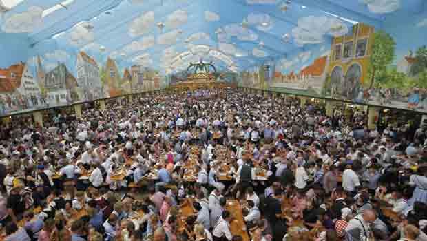 Fiesta de la cerveza Munich