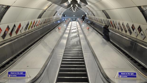 Metro londinense