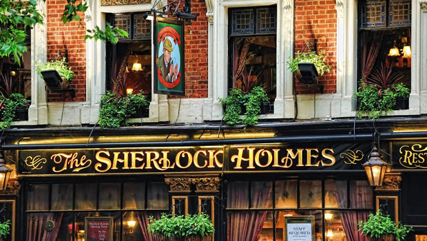 Ruta de Sherlock Holmes