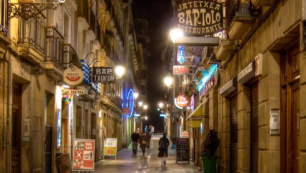 De tapas por San Sebastián