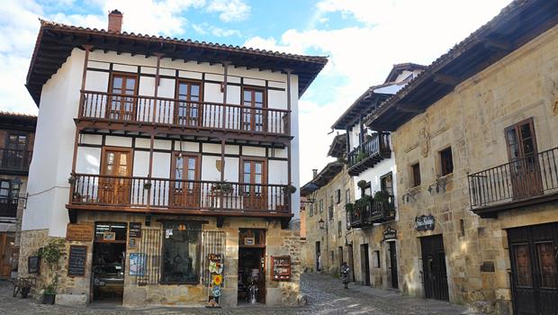 Pueblo de Santillana