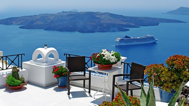 itinerarios por el Mediterráneo