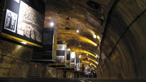 Museos subterráneos