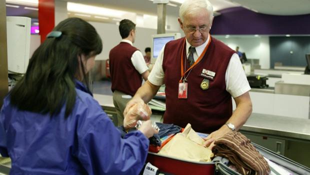 Control aduanas aeropuertos