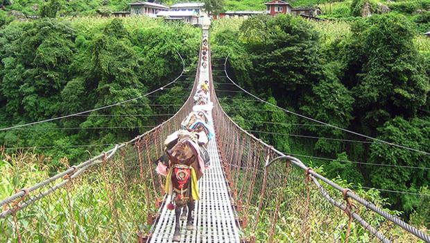 Senderismo en Nepal