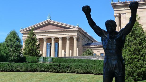 Subir el Museo de Arte a lo Rocky Balboa es un must do en Filadelfia