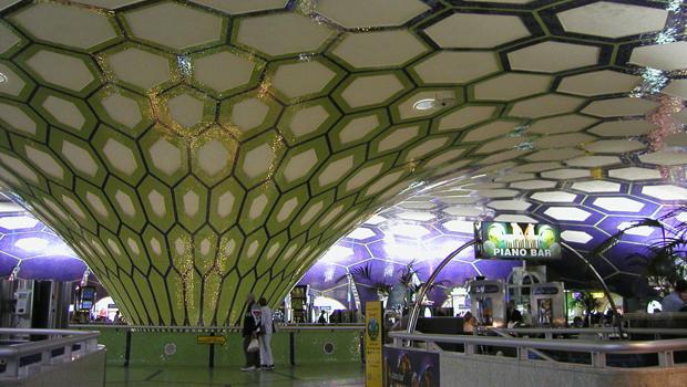 Llegada a Dubai