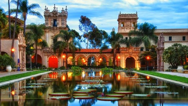 Parque urbano San Diego