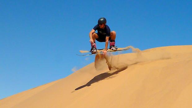 actividades en el desierto de Perú
