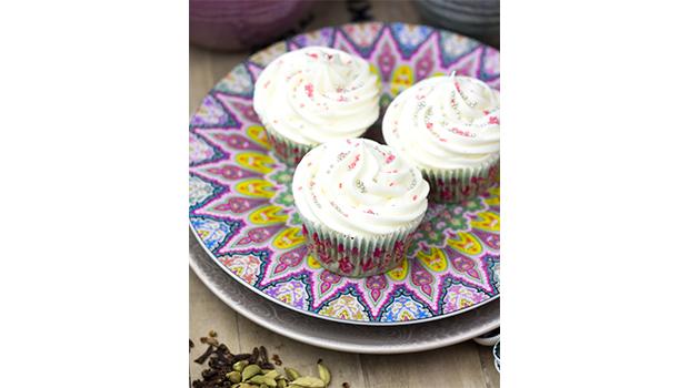 cupcake india montado