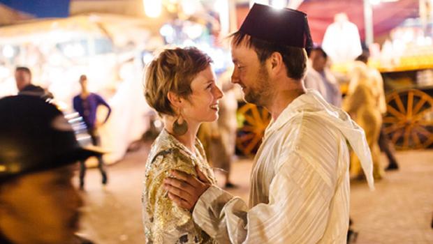 San Valentín en Marrakech