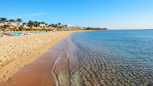 Playa mar rojo