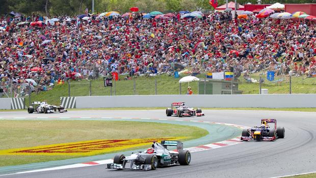 GP de España en Montmelo