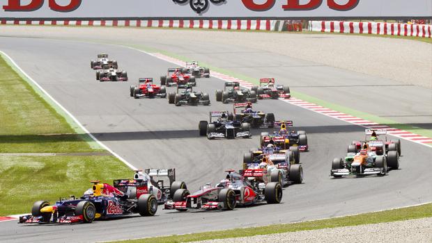 GP de España de F1