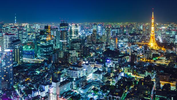 visita Tokio