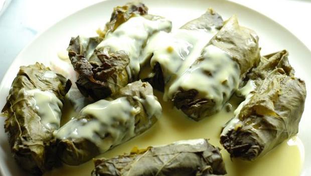 Dolmades cocina griega