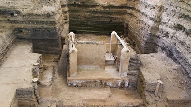 vestigios maya