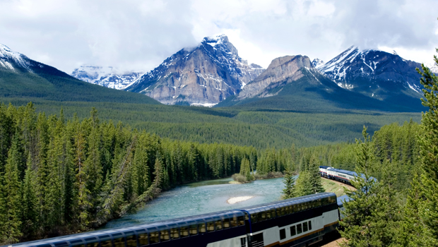 Tren Canadá