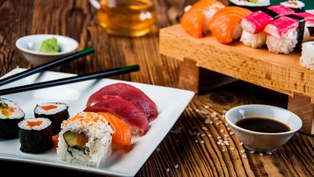 Tokio, el mejor sushi