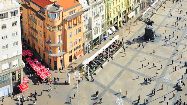 Zagreb cafés