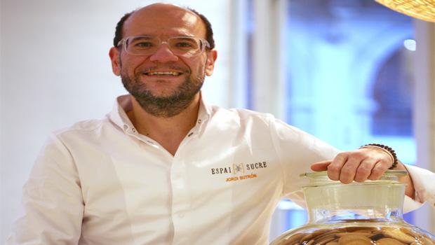 Chef Jordi Brutón