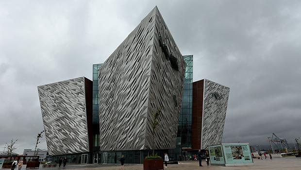 Centro de visitantes Titanic Belfast